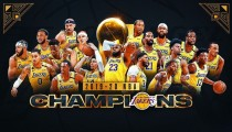 NBA: Los Angeles Lakers mistrzami NBA. Los Angeles Lakers - Miami Heat 106:93. MVP finałów otrzymał LeBron James